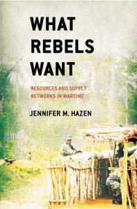 What Rebels Want - Resources and Supply Networks in Wartime