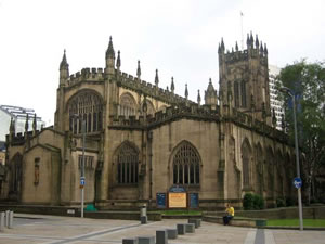picture of Manchester Cathedral