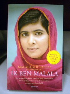 Nathalène Reynolds / Malala Yousafzai